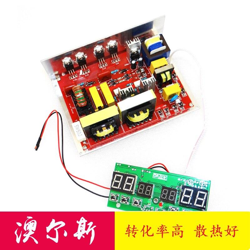 Ультразвуковая печатная плата привода с нагревом и контролем времени 50 Вт 600 Вт