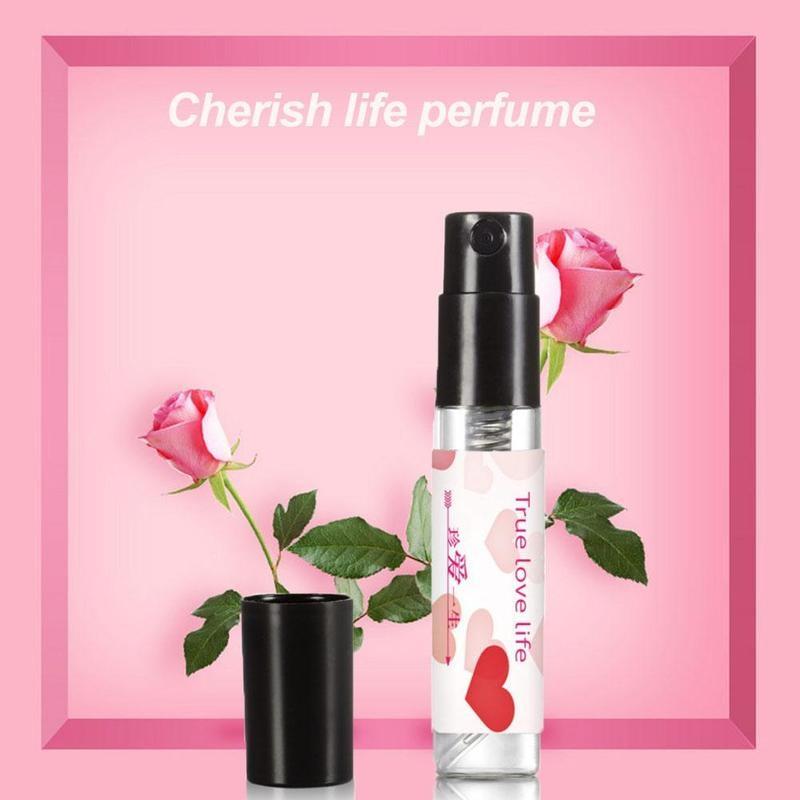 3ml Cherished Life Perfume Lasting Fragrance Lady Perfume