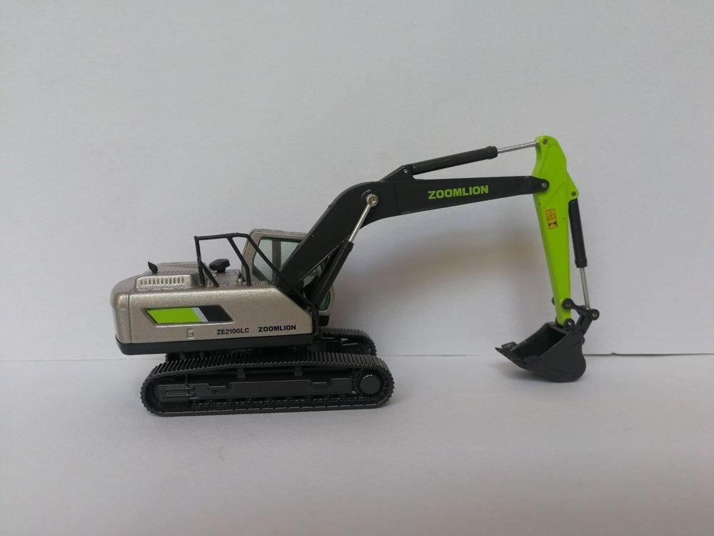 1: 87 Zoomlion ZE210 GLC гусеничный экскаватор игрушка