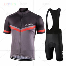 New KR INEOS Summer Cycling Jersey Set Team Racing Sport Bicycle Jersey Men Cycling Clothing Short Bike Jersey  ropa ciclismo NW