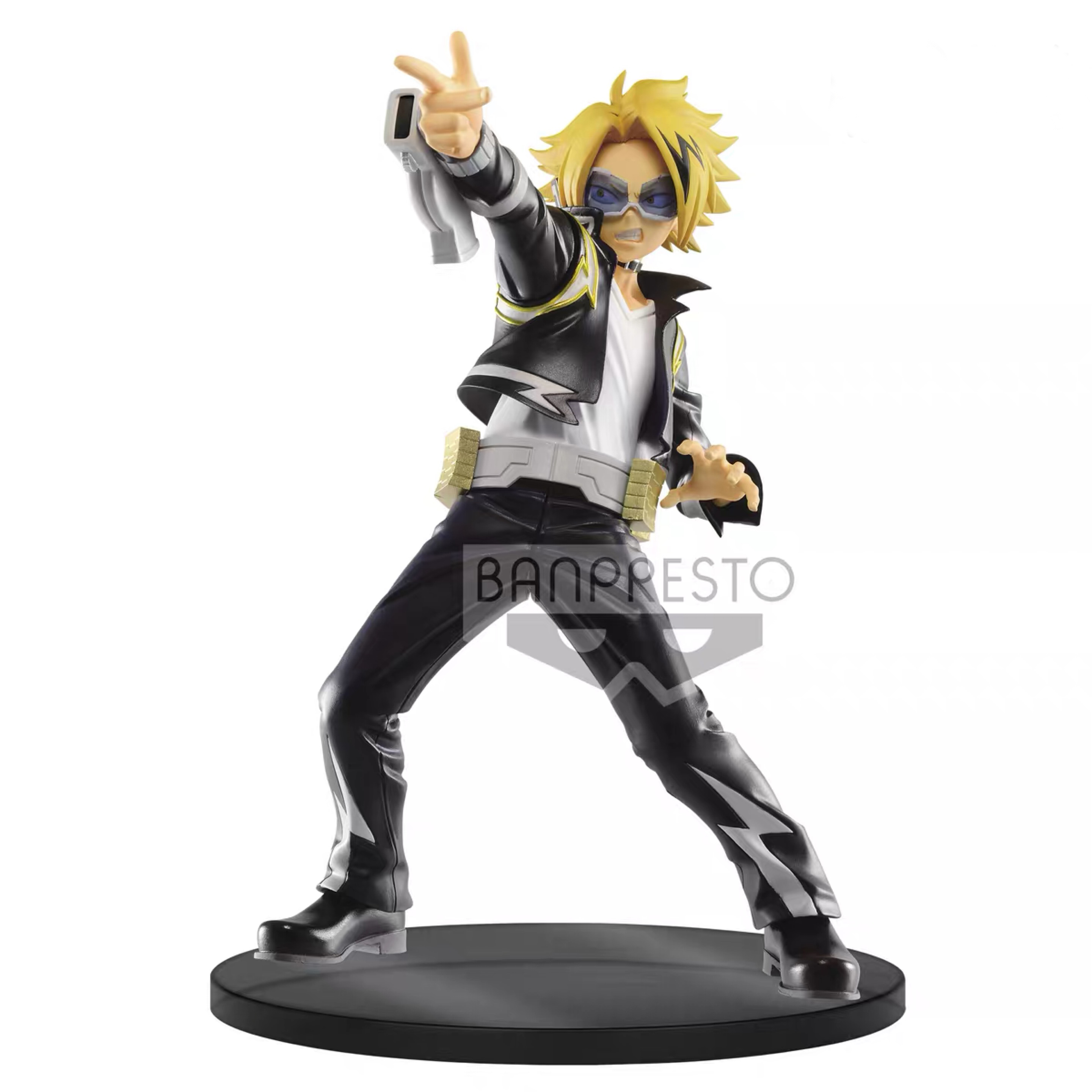 Preorder July Original Banpresto My Hero Academia The Amazing Heroes Figure Kaminari Denki PVC Action Model Figurine