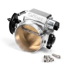 RASTP-высокая заготовка из алюминия 92 мм/102 мм дроссельная заслонка для LS1 LS2 LS3 LS6 LSX Запчасти для модификации автомобиля черный/серебристый ...