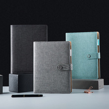 лучшая цена A5 Diary Planner Organizer Binder Bullet Notebooks and Journals DIY Agenda Weekly Note Book Spiral Business Travelers Handbook