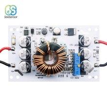 600 Вт неизолированный DC-DC повышающий преобразователь Регулируемый 10А повышающий Постоянный ток модуль питания для Arduino