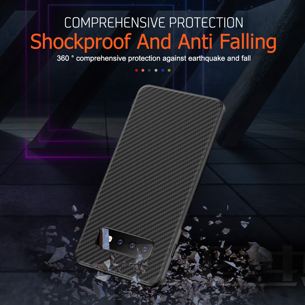 Нескользящий чехол для Samsung Galaxy S8 S9 S10 Plus A6 A7 A9 2018 M10 M20 M30 Note 9 10 A10 A20 A20E A30 A30S A40 A50 A50S A70 Мягкий противоударный чехол для мобильного телефона-2
