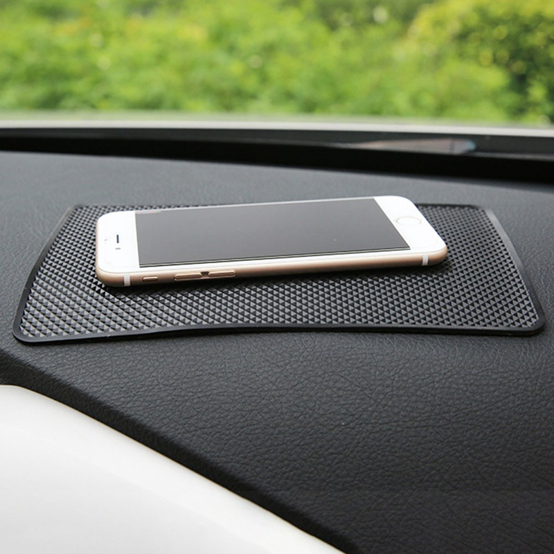 Silicone Car Anti Slip Mat Non Slip Pad Car Sticker Dash Mat Dashboard Pad For Phone GPS MP3 MP4 Car Styling