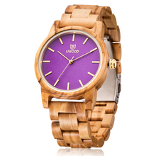 High Quality Fashion Wooden Watches Brand Luxury Unisex Wood