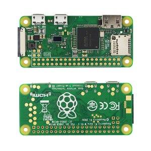 Image 2 - Original Raspberry Pi Zero W Board with WIFI & Bluetooth 1GHz CPU 512MB RAM Optional USB Add on Board Acrylic Case for RPI Zero