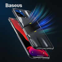 Baseus For iPhone 11 2019 Case Hard PC Shockproof Case Support Wireless Charging for iPhone 11 Pro Max 5.8inch 6.1inch 6.8inch