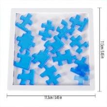 Quebra-cabeça 29 montessori educacional brinquedo cérebro teaser jogos brinquedos para crianças adulto