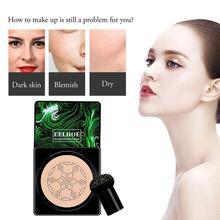 BB Air Cushion Foundation Mushroom Head CC Cream Concealer Whitening Brighten Face Cosmetic Makeup BB Cream Cosmetics X9B1