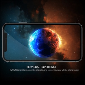 Image 2 - For iPhone 11 Pro Max Tempered Glass Nillkin CP+PRO Anti Explosion Full Screen Protector For iPhone11 For iPhone 11 Pro Glass