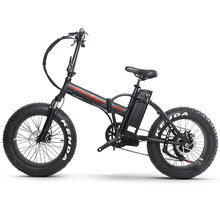 20 fat ebike 48v500w bafang motor dobrável tft lcd elétrico e-bike neve pneu gordo equitação ciclismo bateria de lítio neve bicicleta