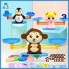 Montessori oyuncaklar matematik maç oyunu kurulu oyuncaklar maymun dengesi maç ölçek numarası dengeleme oyunu çocuklar eğitici oyuncaklar doğum günü hediyesi