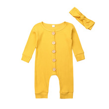 Spring Fall Newborn Baby Girl Boy Clothes