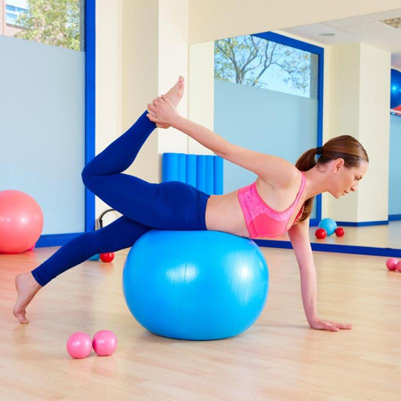 Yoga Ball Donut Trainer Exercise Le