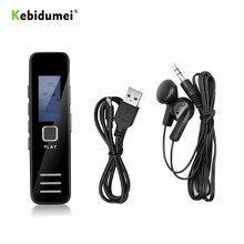Dictaphone Recording Sound Professional Digital Portable Kebidumei Smart HD 20-Hour
