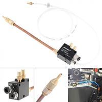 Präzision Nebel Kühlmittel Schmierung Spray System mit 20cm Kupfer Rohr und Überprüfen Ventil Metall Schneiden Kühlung Maschine/CNC drehmaschine-in Maschinenzentrale aus Werkzeug bei