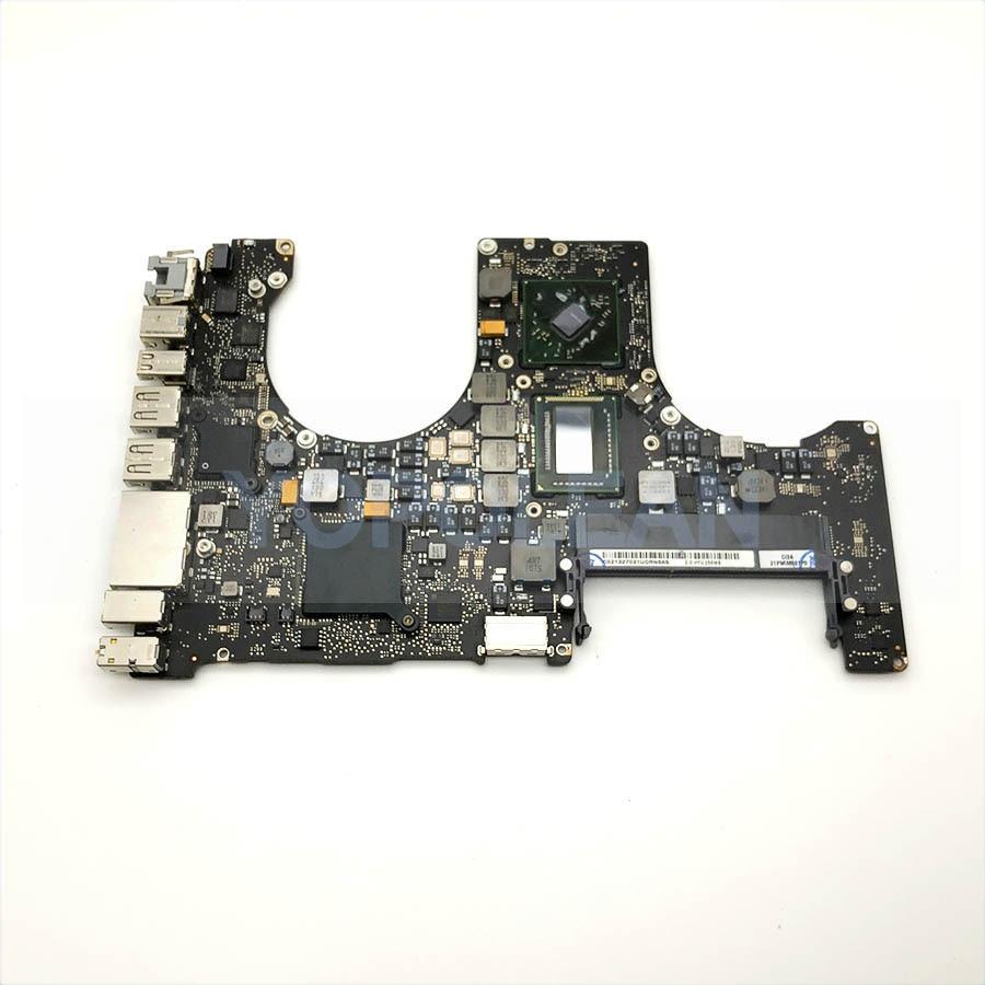 "MACBOOK PRO 15/"" A1260 820-2249-A 2.5Ghz LOGIC BOARD VERSION VIDEO CHIPSET 2013"