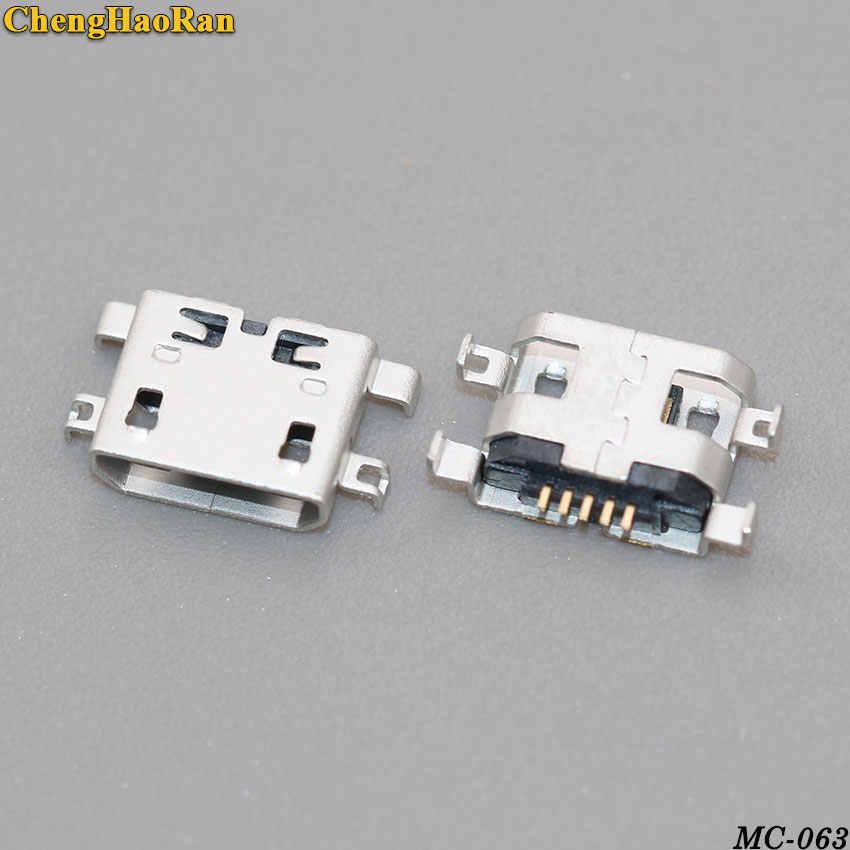 1 pièces Micro 5P usb connecteur port de charge pour Lenovo IdeaTab S6000F S6000 Yoga 8 10 tablette/pour cer ICONIA B3-A20