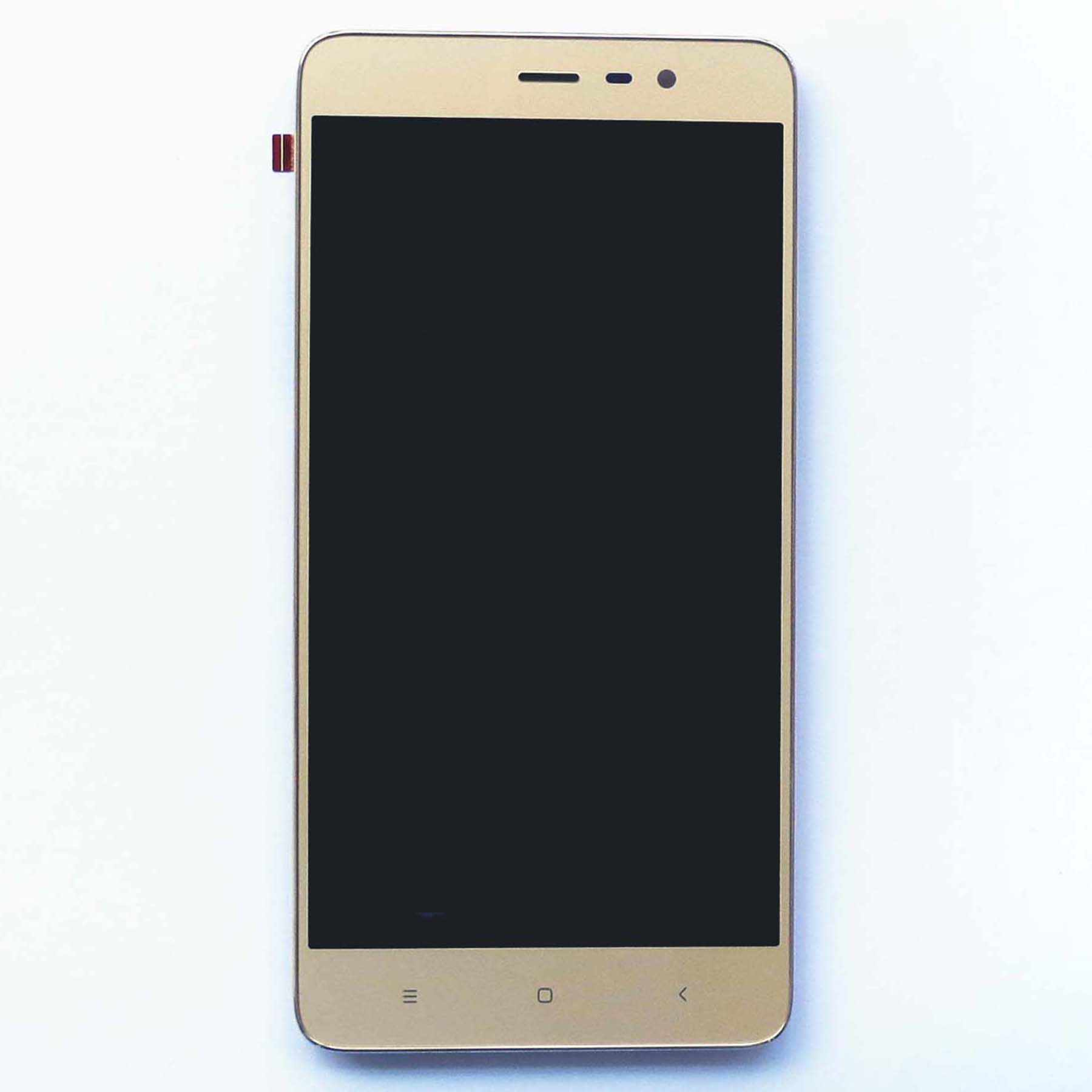 Originele Lcd Touch Screen Montage Met Frame Voor 152 Mm Redmi Note 3 Pro Se-Gold & White