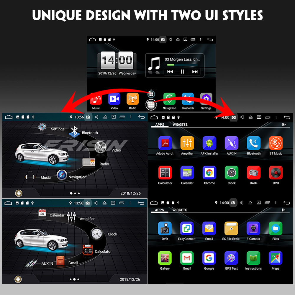 Image 2 - 7791 Android 9.0 Car Stereo for VW Golf 5 6 Touran T5 Touran Skoda TPMS WIFI Autoradio Multimedia player CanbusCar Multimedia Player   -