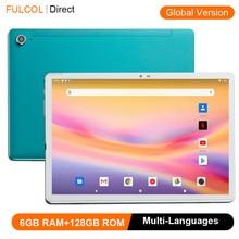O mais novo android 10.6 polegada tablet pc mt6797 deca núcleo 1920*1200 2.5k ips tela 13.0mp dupla 4g 6gb ram 128gb rom comprimidos tablets tablets tablets tablets tablets