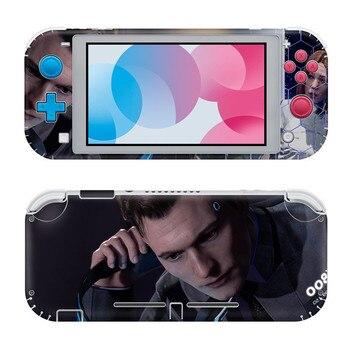 Decal Gaming Skin for Nintendo Switch Lite -Color Blast Design NS lite skin sticker 2