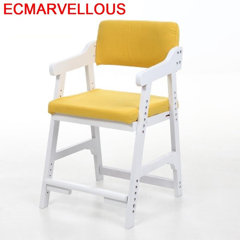 Study Silla Infantiles Tabouret Meuble Pouf Mueble Adjustable Baby Chaise Enfant Kids Furniture Cadeira Infantil Children Chair