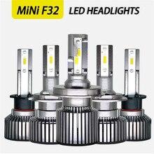 цена на H4 LED Auto Car Headlight Bulb H7 LED H11 H8 HB4 H1 H3 HB3 9005 9006 880 881 H27 50W 6000LM Car LED Light H4 Led Lens