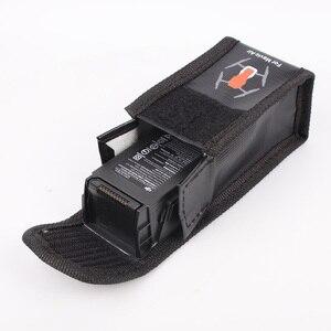 Image 5 - Огнеупорный защитный чехол для аккумулятора для DJI Mavic Air LiPo, взрывозащищенный чехол для аккумулятора для DJI Mavic Air Accessories