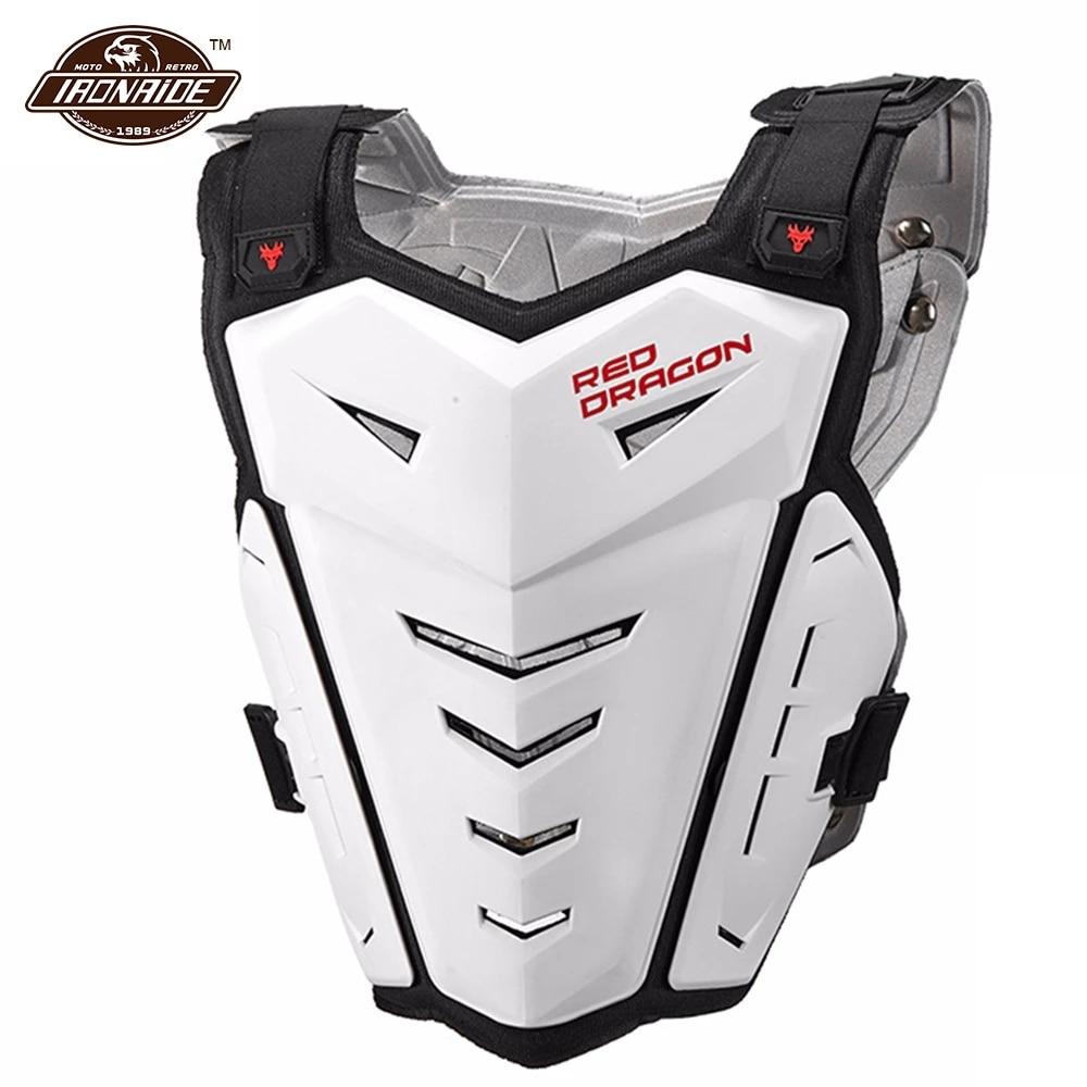 HEROBIKER мотоциклетная бронированная мотоциклетная куртка мотоциклетный жилет для мотокросса защита для задней части груди внедорожный гряз...