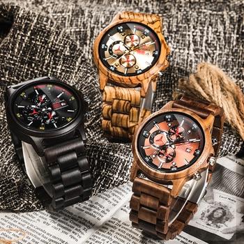 Top Brand Luxury Wooden Wristwatch Male Relogio Masculino Watches Men 2019 Wood Watch Sport Clock Digital Mens Watches цена 2017