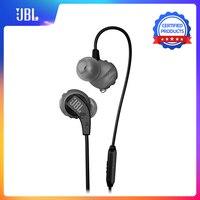 JBL Ausdauer Laufen Verdrahtete Kopfhörer In-line Control In-Ohr Sweatproof Jbl Kopfhörer mit Mic Tragbare Magnetische Ohrstöpsel kopfhörer