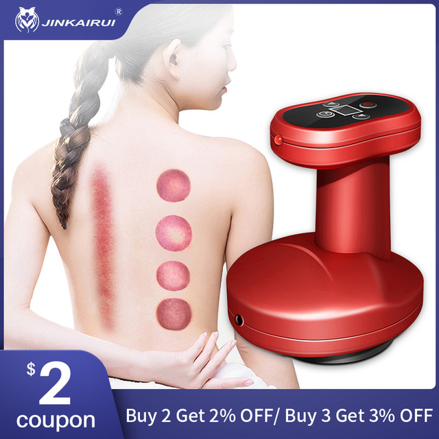 Electric Cupping Massage  Body   1