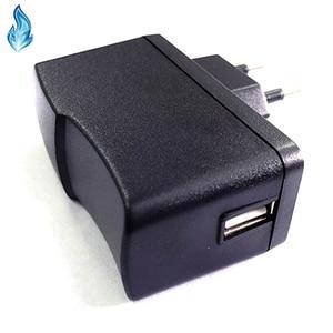 Image 5 - ACK E2 mobile power USB ladegerät kabel + DR 400 BG E2 E2N BP 511 dummy batterie + USB Adapter für Canon EOS 20D 30D 40D 5D 50D D30 D60