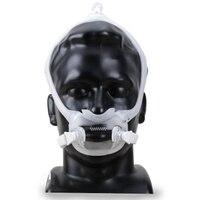 2019 novo confortável dreamwear máscara nasal anti ronco máscara do sono sob o nariz máscara nasal aparelho de respiração para apneia do sono
