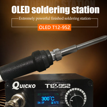 Soldering-Station OLED Stc T12 Digital T12-952 Quick-Heating New-Version