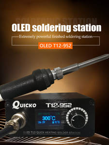 Soldering-Station OLED T12 Digital T12-952 Quick-Heating New-Version