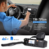 Camoro Best Walkie Talkie 2020 Bluetooth GPS 4G Repeater Car Radio Long Range Walkie Talkies FM Transmitter Walky Talky