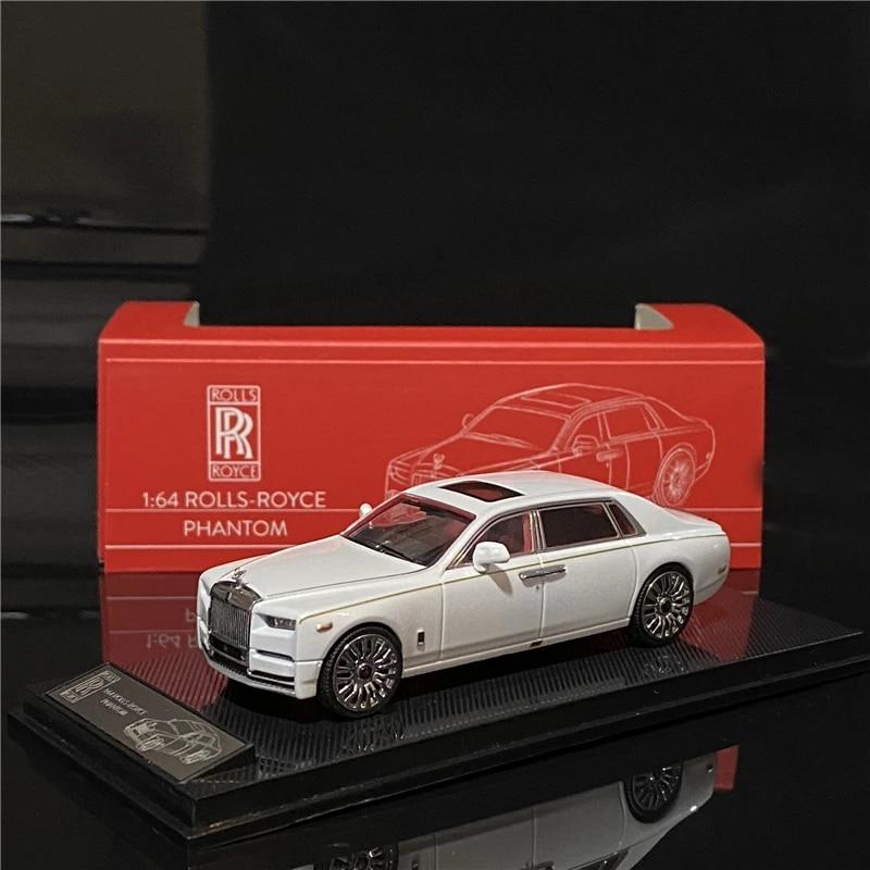 1:64 Scale MANSORY Rolls-Royce Phantom VIII Car Model Limited Edition New