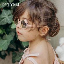 Dytymj милые круглые солнцезащитные очки для детей мультфильмы