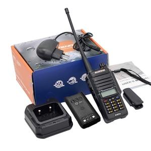 Image 5 - Baofeng Портативная радиостанция высокой мощности 10 Вт, Двухдиапазонная радиостанция с поддержкой Wi Fi и Wi Fi, с возможностью подключения к треку, с функцией приема передачи данных, большой мощности, в течение 10 Вт, с поддержкой, с поддержкой, в течение 1.