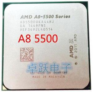 AMD A8-Series A8 5500 A8-5500 3.2Ghz 65W Quad-Core CPU Processor Socket FM2 free shipping
