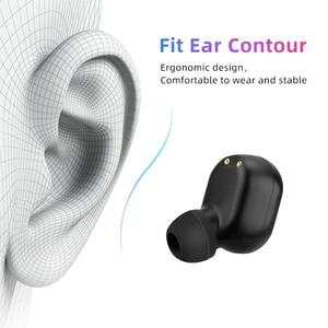 Image 3 - TWS M1 אלחוטי Bluetooth אוזניות Redmi Airdots אוטומטי זיווג אוזניות הפחתת רעש מוסיקה אוזניות עם מיקרופון עבור Smartphone