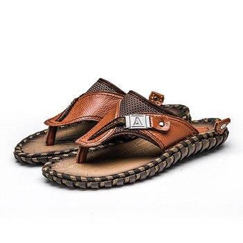 Mens Luxury Handmade Sandals