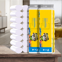 Hot Sale 14/16/18/24 Paper Rolls Set 5-Layers Family Rolls Hand Paper Household Paper Towels Soft Toilet Paper Kitchen Paper цена и фото