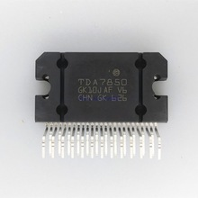 Free Shipping 10pcs/lots TDA7850 <font><b>TDA7850A</b></font> ZIP-25 IC In stock! image