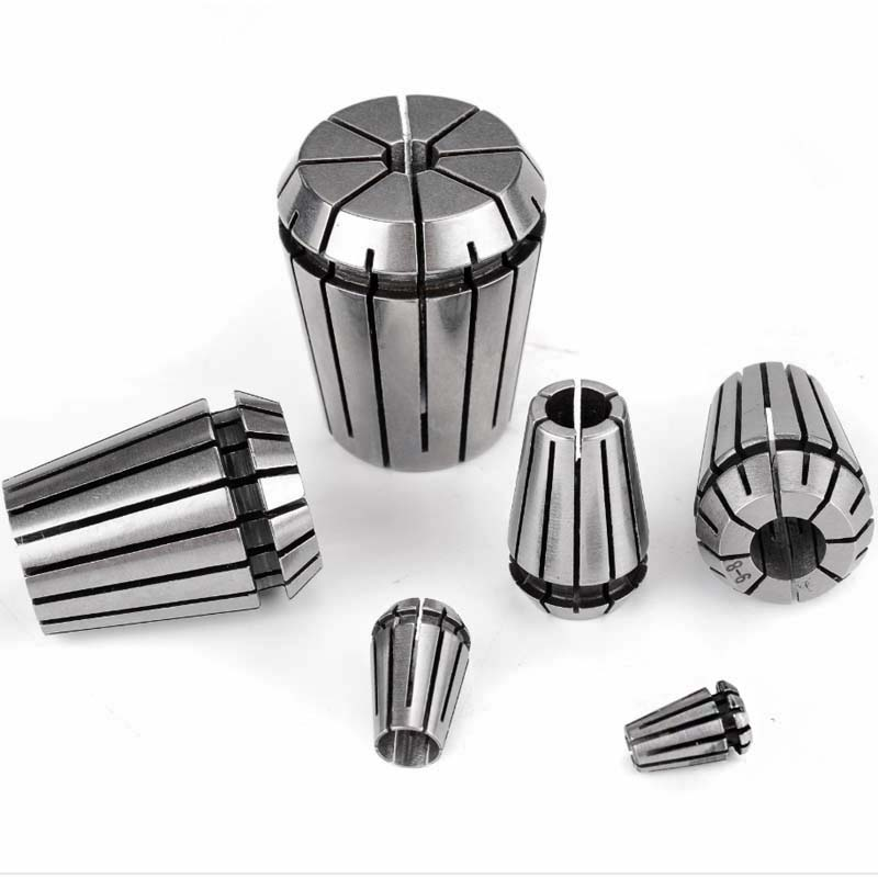"1pc ER11 1/8"" 1/4"" 3.175mm 4mm 6.35mm 1-8MM  Spring Collet High Precision Collet Set ER11A CNC Engraving Machine Lathe Mill Tool"