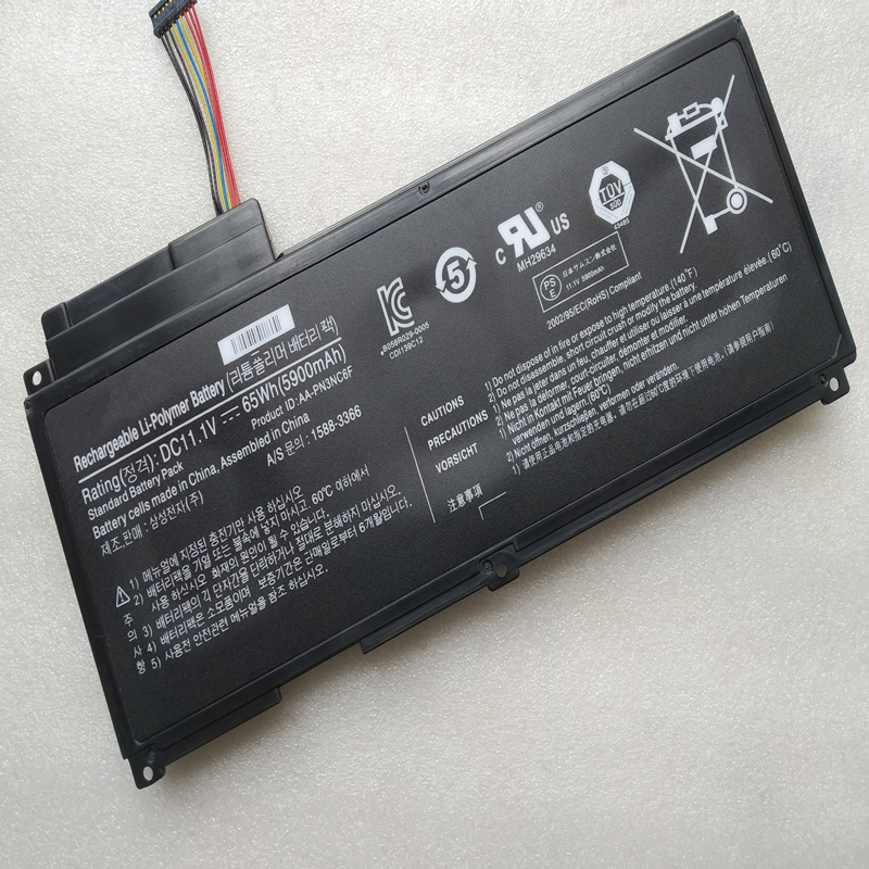 Nuevo AA-PN3VC6B AA-PN3NC6F para Samsung QX SF QX310 QX410 QX510 SF310 SF410 SF510 QX410-J01 / S02 NP-SF310 de batería del ordenador portátil